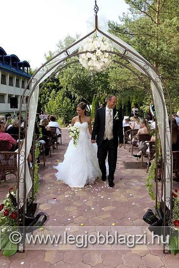 Esküvői szertartás helyszín